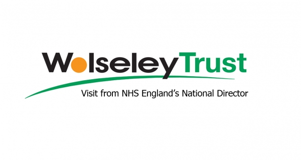 Visit from NHS Englands National Director
